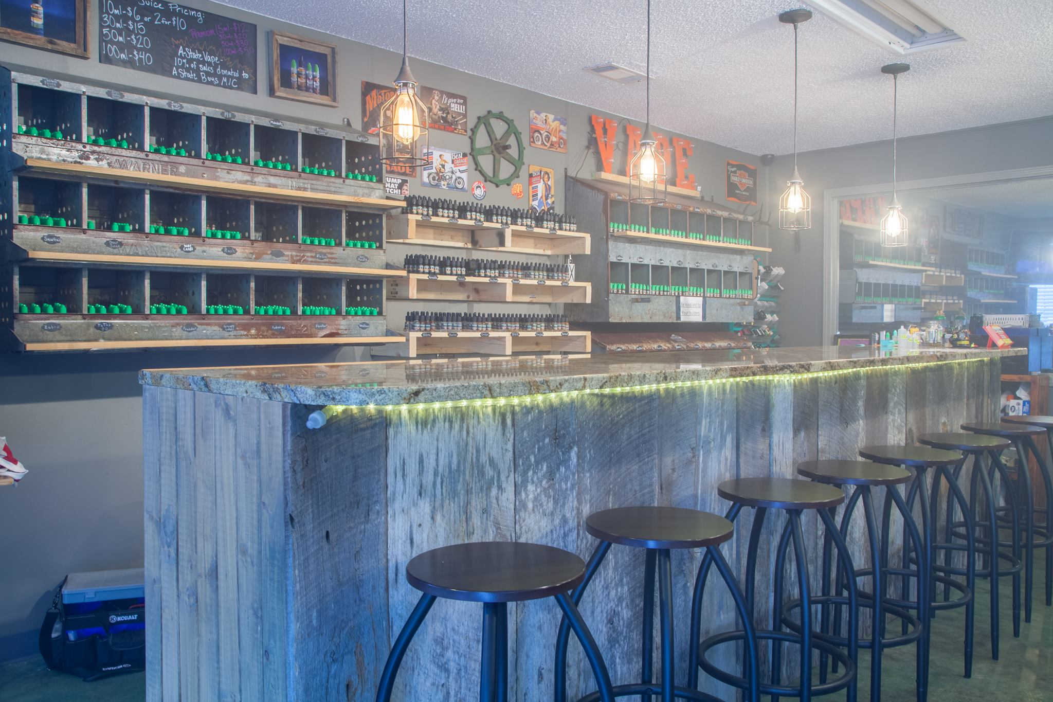 About Us - Drippers Vape Shop